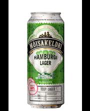 Mõisakeldri Hamburgi Lager õlu 5%, 500 ml
