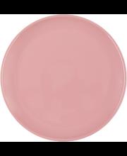 Taldrik Flores 20 cm, roosa posliin