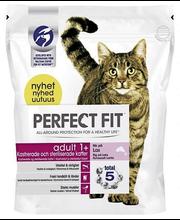 Perfect Fit kuivtoit kassidele lõhega 750g