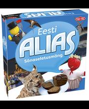 Lauamäng Eesti Alias