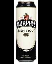 Murphy's Irish Stout õlu 4% 500ml