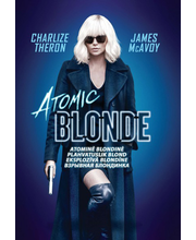 Dvd Plahvatuslik blond