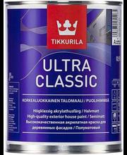 Puitfassaadivärv ULTRA CLASSIC C 0,9 l