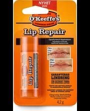 Huulepalsam O`Keeffe`s lõhnatu, kuivadele huultele 4,2 g