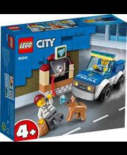 60241 City Politseikoeraga üksus