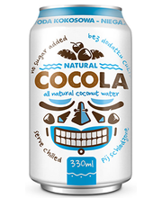 Cocola kookosvesi 330 ml
