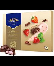 Piimašokolaadikompvekid maasikajogurti täidisega, 116 g