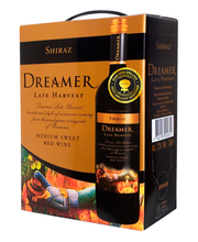 Dreamer Late Harvest Shiraz KGT vein 12,5% 3 L