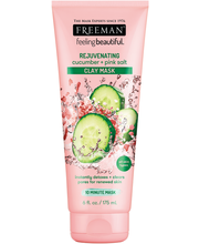 Näomask Feeling Beautiful Cucumber Pink Salt 175 ml