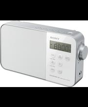 FM-raadio Sony ICF-M780SL, valge