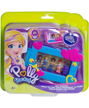Polly Pocket Say Freeze mängukomplekt