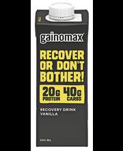 Taastusjook Recovery vanilli, 250 ml