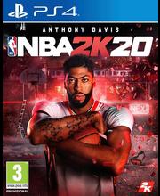 PS4 mängNBA 2K20