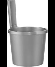 Leilinõu  5 l, hall plast