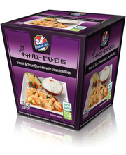 Kitchen Joy külmutatud magushapu kana, 350 g
