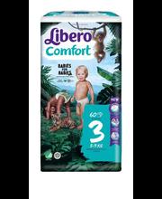 Libero Comfort 3 Teipmähe 5-9kg 60 tk.