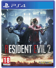 PS4 mäng Resident Evil 2