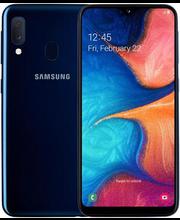Nutitelefon Samsung Galaxy A20E, 32 GB, sinine