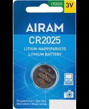 Patarei liitium CR2025