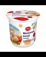 Mozzarella kirsid