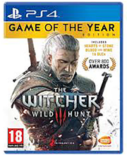 PS4 mäng The Witcher 3: Wild Hunt