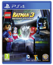 PS4 mäng Lego Batman 3