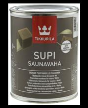 Saunakaitseaine SUPI SAUNAVAHA 1L VALK