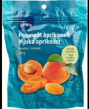 Rainbow pehmed aprikoosid 200 g