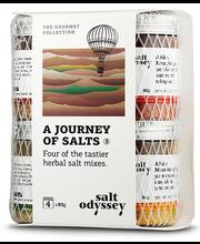 Kinkekomplekt Soolad ürtidega 320 g
