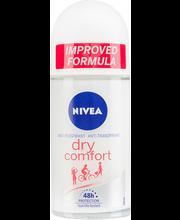 Rulldeodorant Dry Comfort 50 ml