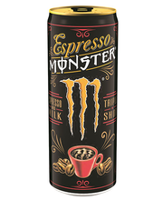 Monster Espresso kohvijook Espresso and Milk, 250 ml