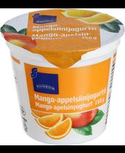 Mango-apelsinijogurt, 150 g
