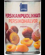 Virsikupoolikud suhkruleemes 425/240 g