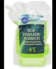 Alfa-Kem klaasipesuvedelik suvine  -4C 3 l pakend