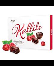 Kalev Kallile vaarikamarmelaadiga šokolaadikommid 224 g