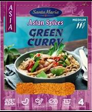 Rohelise karri maitseainesegu 40 g