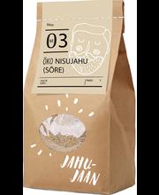 Öko nisujahu (sõre) 750 g