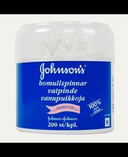 Vatitikud Johnsons karbis 200 tk