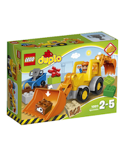 LEGO Duplo Laadurekskavaator 10811
