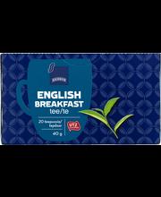 Must tee English breakfast 20 x 2 g