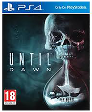 PS4 mäng Until Dawn (PlayStation Hits)