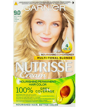 Juuksevärv Nutrisse 9 Light Blonde