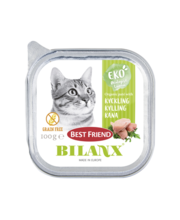Best Friend Bilanx kanapasteet kassidele 100g