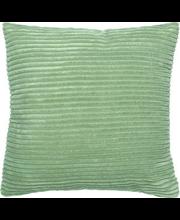 Dekoratiivpadi 44x44 cm, roheline