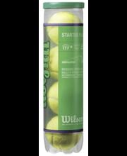 Tennisepallid Starter Play 4 tk