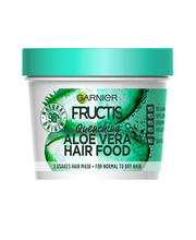Juuksemask fructis hair food aloe 390ml
