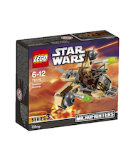 Lego Star Wars Wookiee lahingulennuk 75129