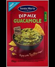 Guacamole-kastme maitseainesegu 15 g