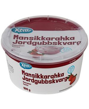 Maasikakohupiim, 500 g
