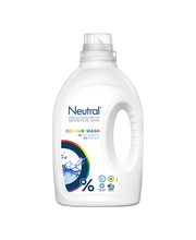 Neutral Colour Wash Sensitive Skin pesugeel 1 l, 20 pesukorda